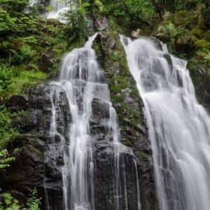 Camping Clos De La Chaume: Grote Waterval Van Tendon
