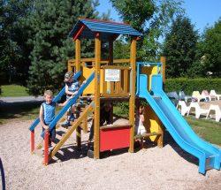 Spelen voor kinderen op de camping in de Vosges, Clos de la Chaume