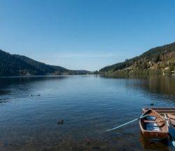 Camping Clos De La Chaume: Meer van Gérardmer