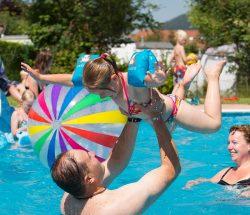 Camping met zwembad in de Vosges, camping au clos de la Chaume à Corcieux