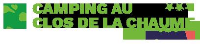 Camping Clos De La Chaume : Logo Cdlc 2021