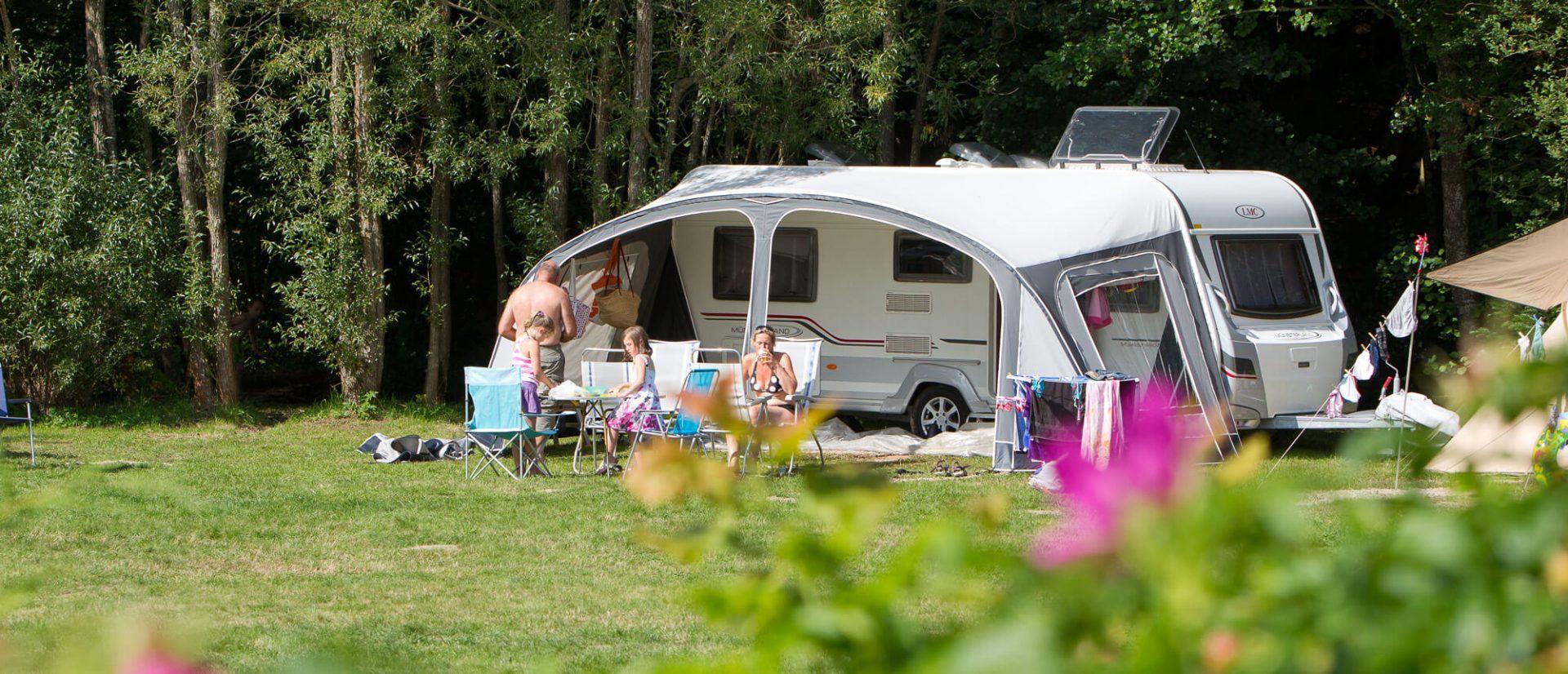 Camping Clos De La Chaume : Emplacement Camping Vosges